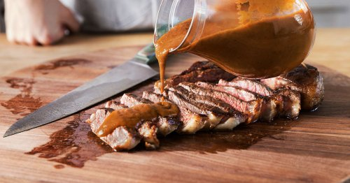 This Homemade Steak Sauce Seriously Beats Out A.1.