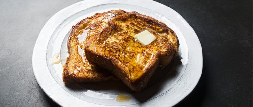 The Only French Toast Recipe You'll Ever Need