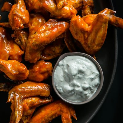 The Only Buffalo Chicken Wing Recipe You Need