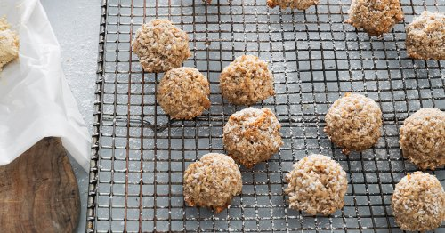 Make Passover Macaroons That Are Actually Delicious