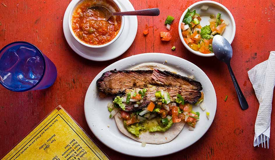 Smoked Brisket Tacos With Pico De Gallo Make For An Irresistible Dinner
