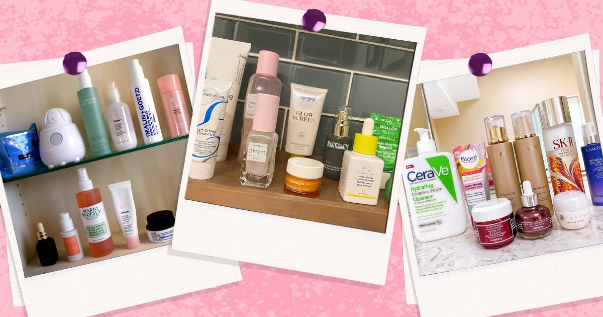 Gen Z vs. Millennial vs. Boomer Skincare Routines: We Ask a Derm to Weigh In