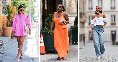8 Fashion Trends, from Clogs to Corset Tops, that Will Be Huge This Summer