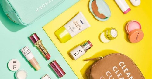 The 13 Best Things to Buy from Sephora's Clean Beauty Section