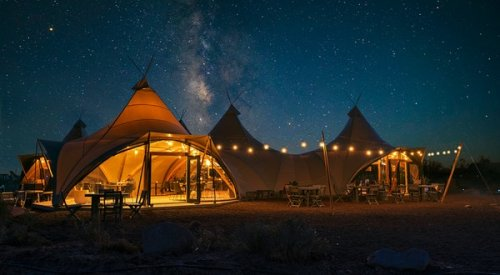 10 Great Places to Go Glamping with Kids in the U.S.