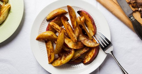 These Potatoes Have A Sneaky Good Flavor Addition