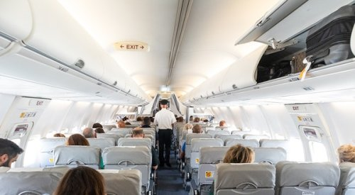Can You Properly Socially Distance on an Airplane?