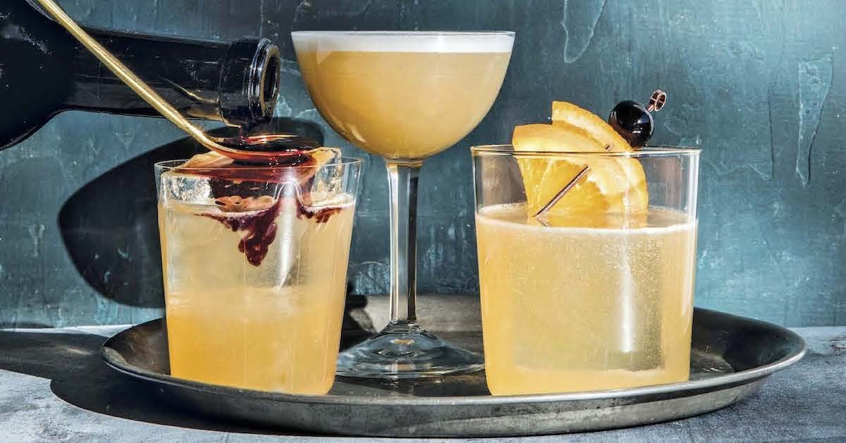 The Only Whiskey Sour Recipe You Need