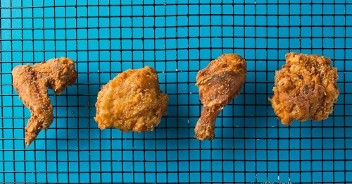 The Foolproof Crispy Fried Chicken Recipe