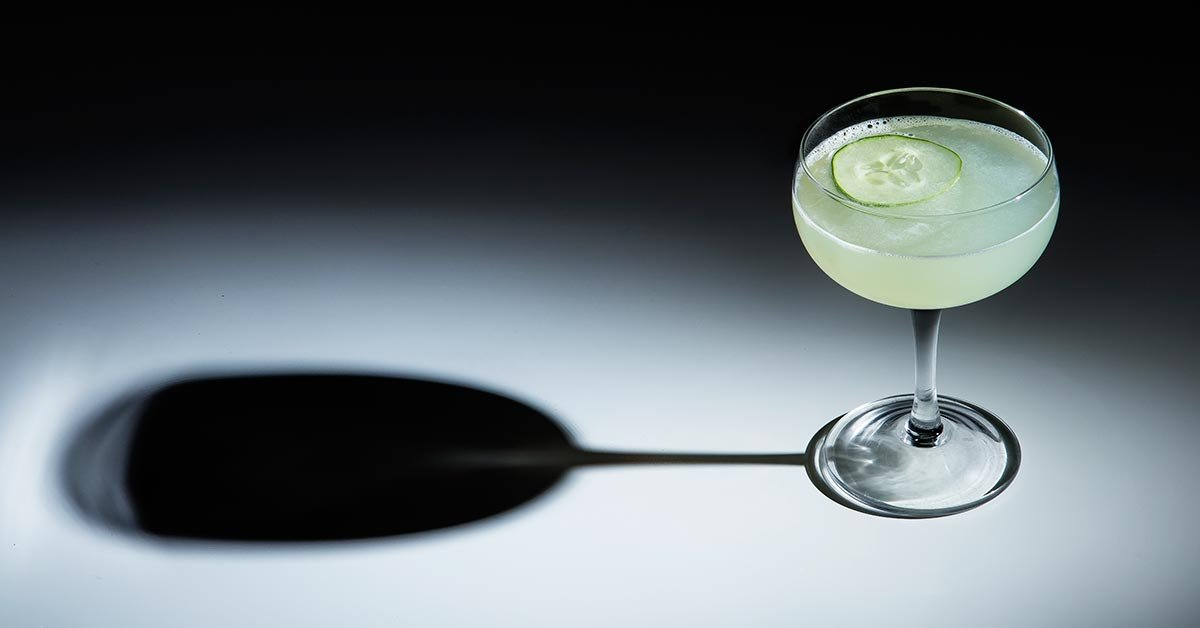 A Cooler Cucumber Gimlet Is The Summer Go-To