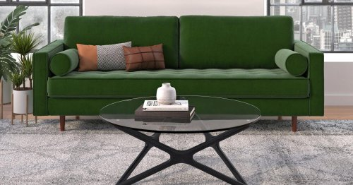 The Lark Sofa Is Trending—and Wayfair's Got It on Sale for 29 Percent Off