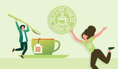 Branding de marque de thé : le guide ultime - 99designs