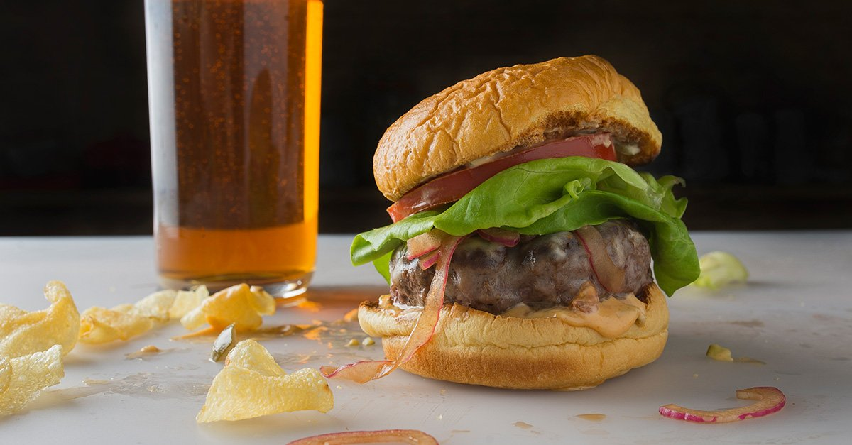 The Hack To Making The Ultimate Burger