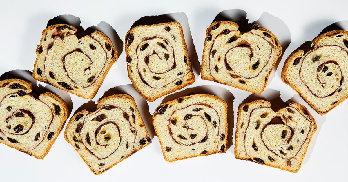 Cinnamon Swirl Raisin Bread You Need To Try ASAP