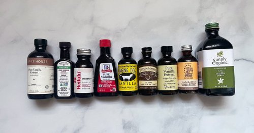 What's the Best Vanilla Extract? I Tasted My Way Through Cupcakes and Buttercream to Find Out