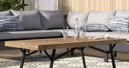 The Best Outdoor Furniture Under $200 So You Can Afford to Give Your Backyard a Facelift