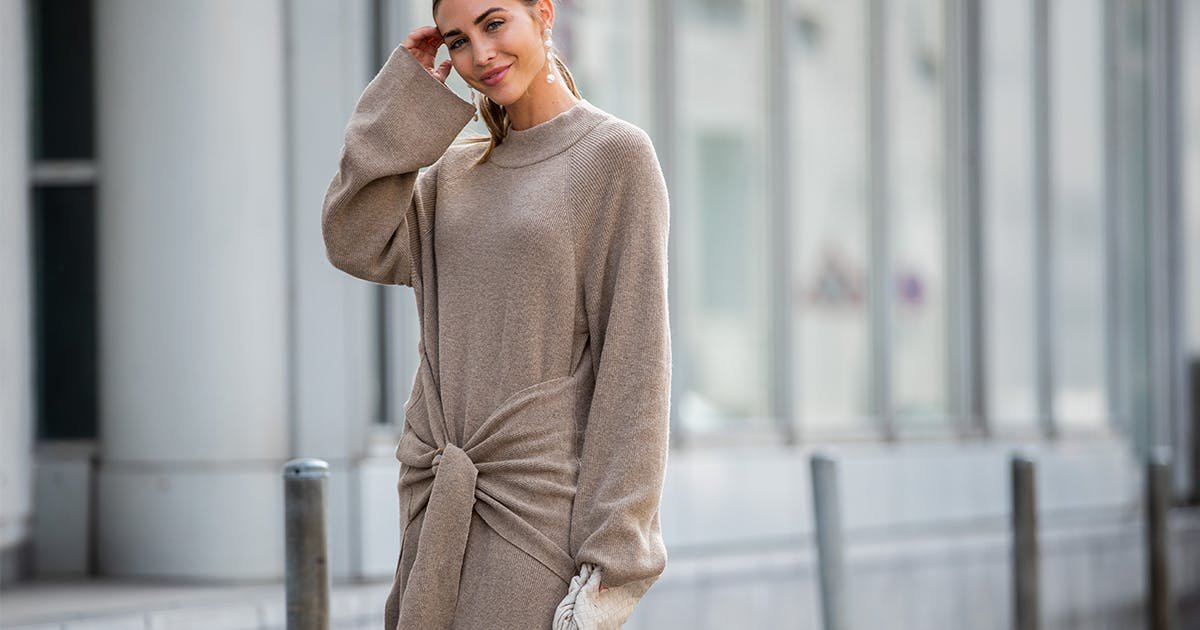 The No. 1 Dress Trend of 2021 Is All About Comfort