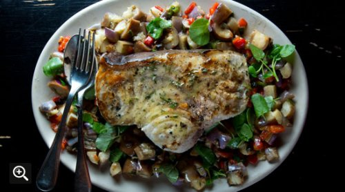 If You're Going To Eat Swordfish, Make It This Recipe
