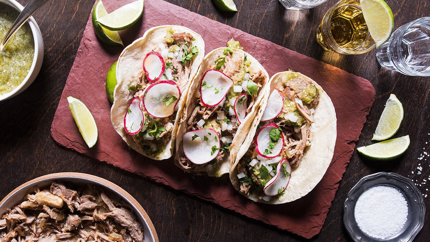 Carnitas Tacos Will Take Your Typical Taco Night Up A Notch