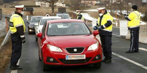 Polizei fassungslos, was Fahrer bei Kontrolle gesteht