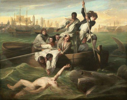 John Singleton Copley's *Watson and the Shark* (1778)