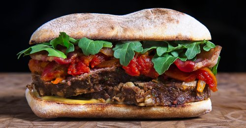 The Saucy Meat Loaf Sandwich You Deserve