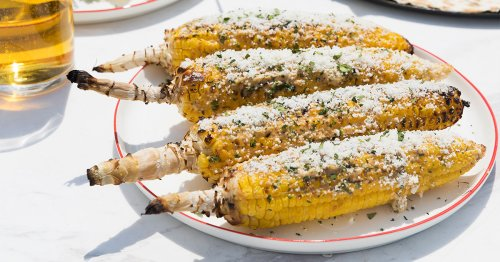 This Grilled Mexican Street Corn Is The Perfect Side Dish For Any Dinner
