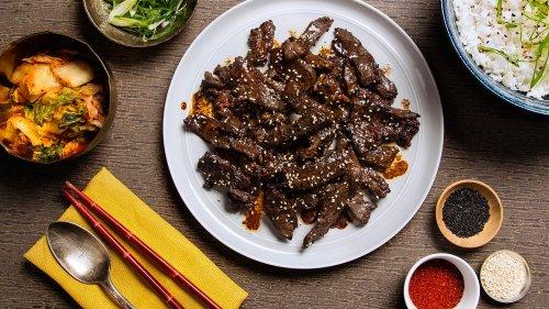 Beef Bulgogi Is the Ultimate Korean Meal