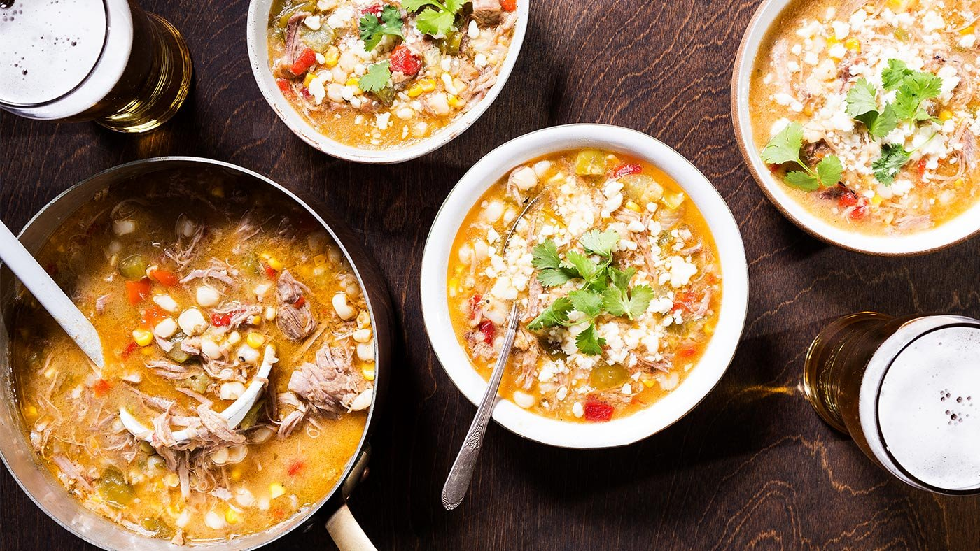 Try Hearty Pork Posole And You'll Never Go Back