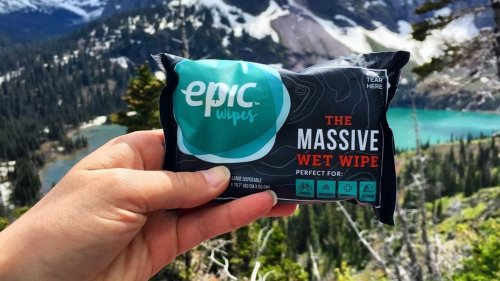 Epic Wipes - The Shower that Fits in Your Pocket