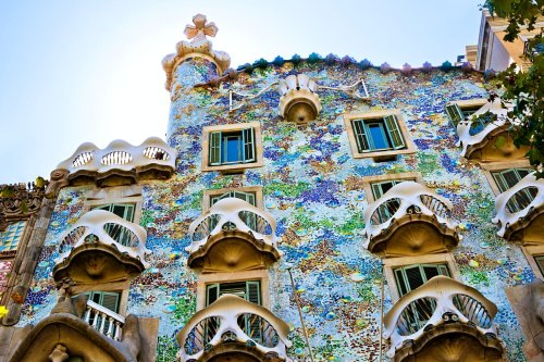 Where to find Barcelona's most beautiful architecture