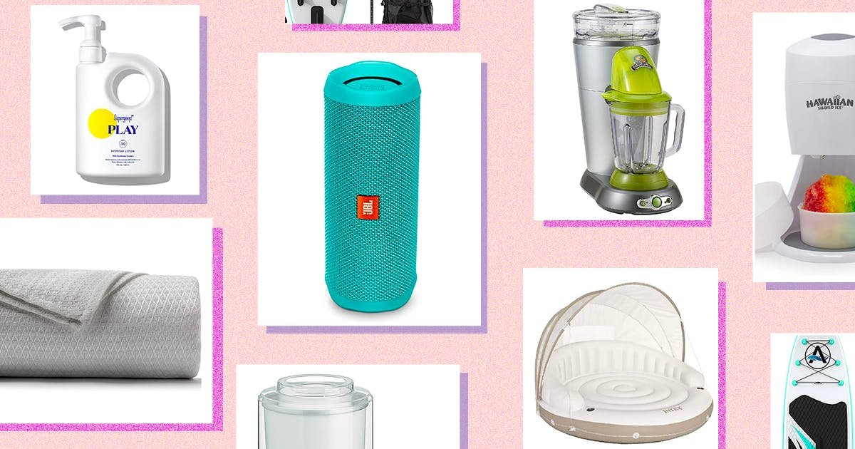 10 Random but Useful Amazon Products You Won't Regret Buying This Summer
