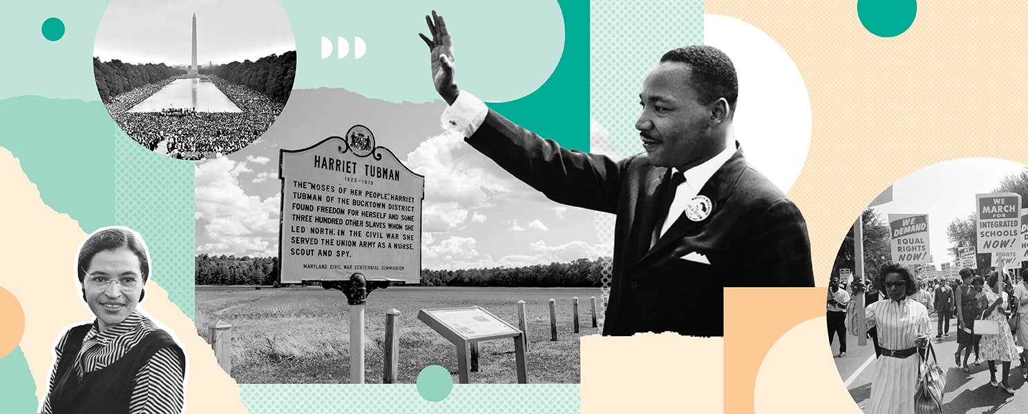 21 Places to Learn About African American History - cover