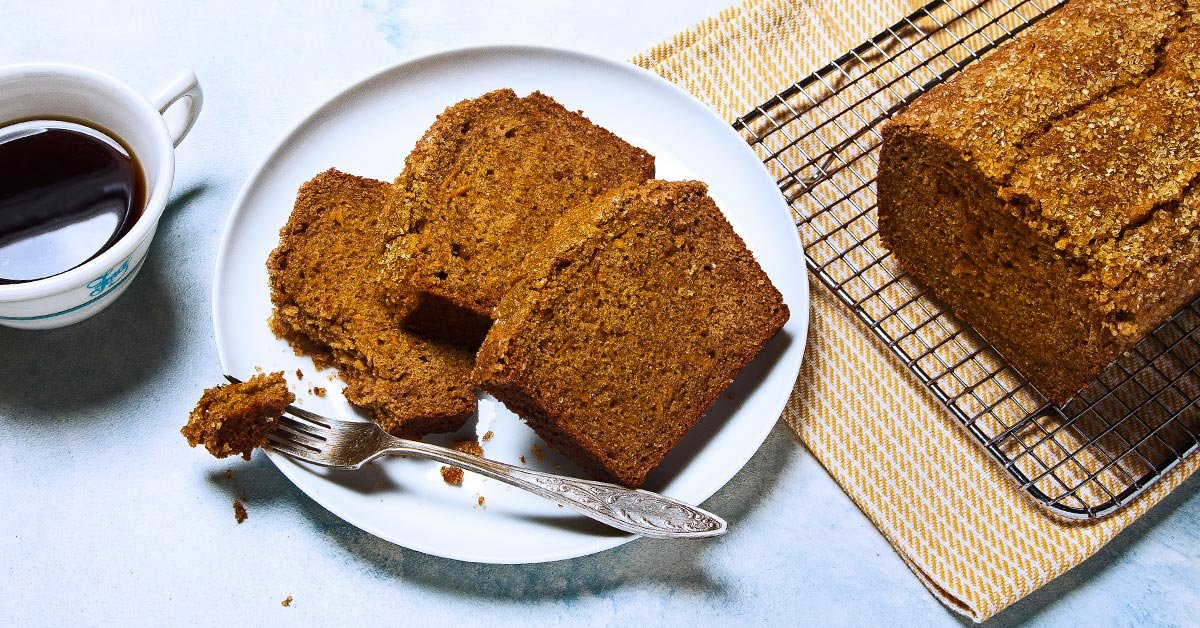 Sweet Potato Bread Is The Treat You Didn't Know You Needed