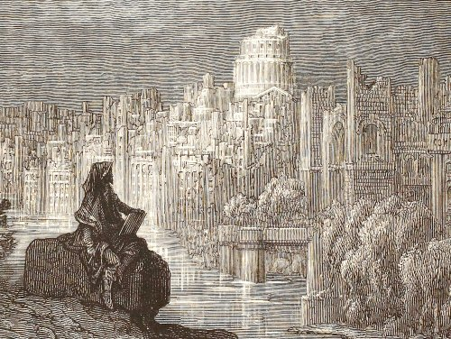 """""""When London is in Ruins"""": Gustave Doré's *The New Zealander* (1872)"""