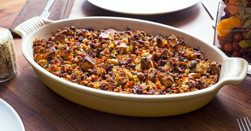 The Only Stuffing Recipe You'll Ever Need