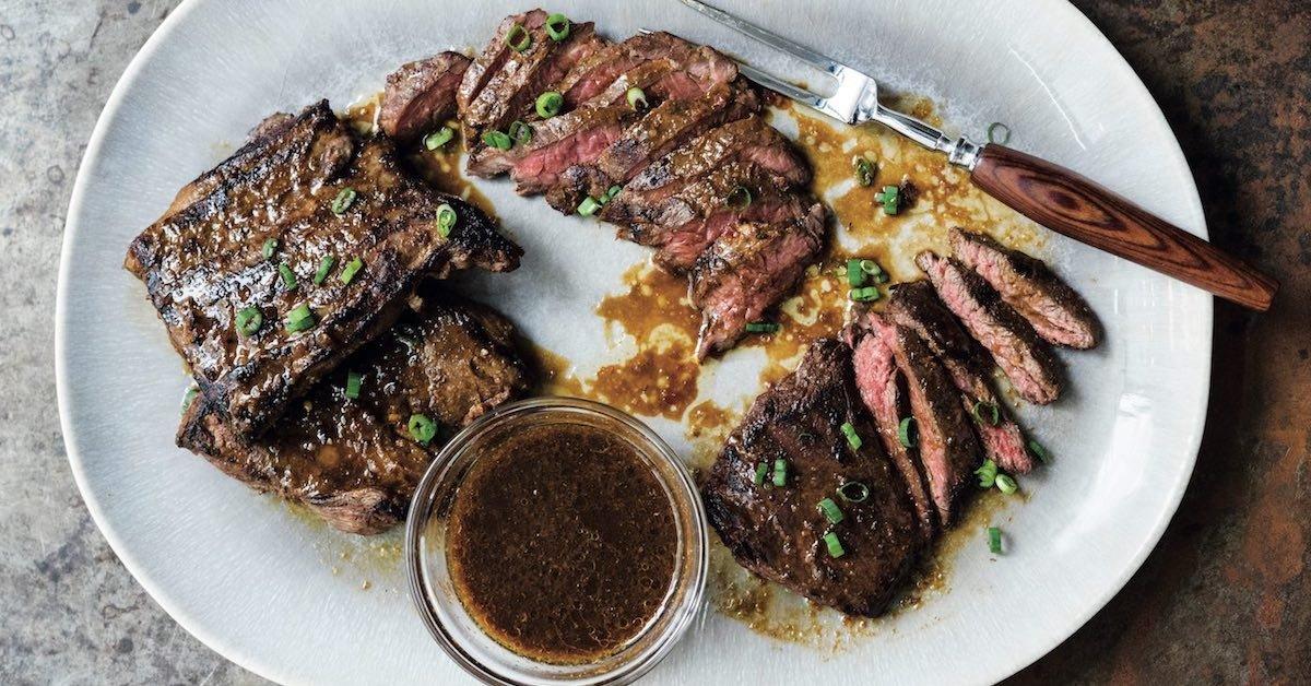 For the Best Weeknight Steak, Marinade It In Miso