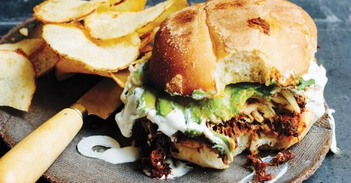 The Pulled Pork Torta That Ruins All Other Sandwiches