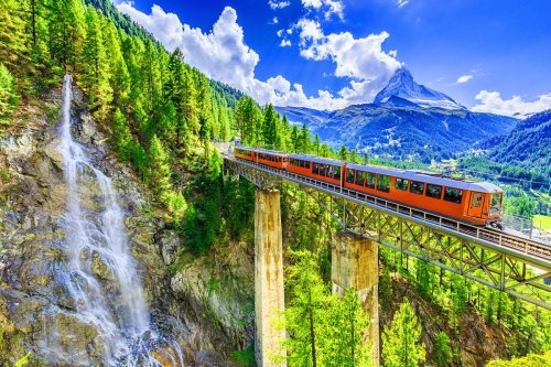 The best time to go to Switzerland
