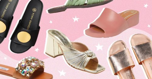 17 Slide Sandals You'll Wear Everywhere This Summer