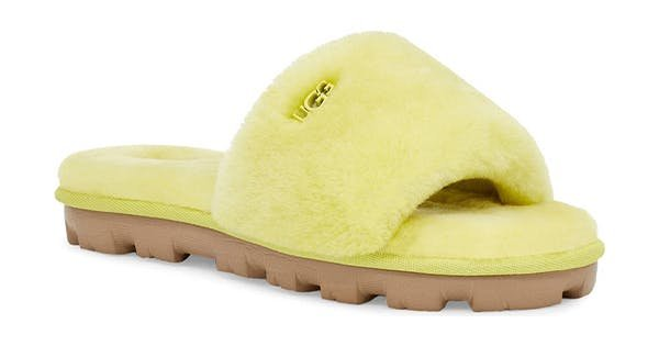 The Bestselling Cozette Shearling Ugg Slipper Is Under $50 At Nordstrom Right Now