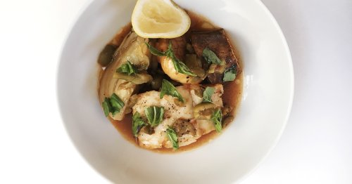 This Cod Soup Will Cure Any Fish Craving