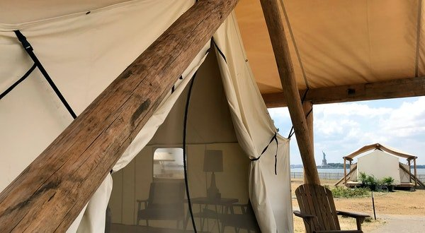 The Best Glamping in the U.S. - cover