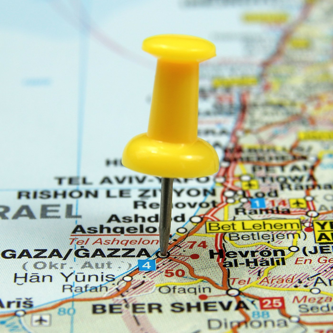 Listen: Israel-Gaza Conflict: Heavy Artillery Fire Escalates Violence