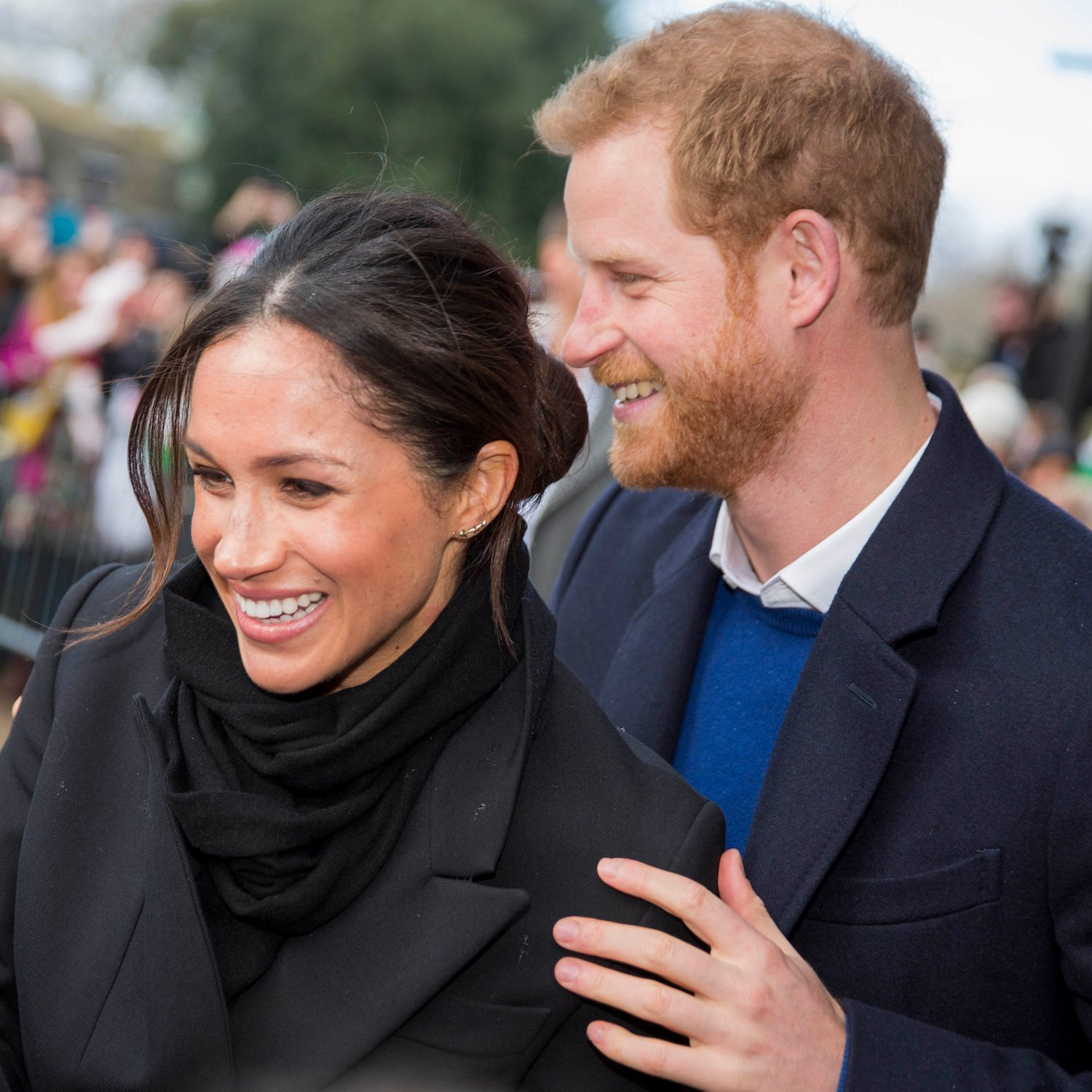 Listen: Harry and Meghan Welcome Daughter, Lilibet Diana - cover