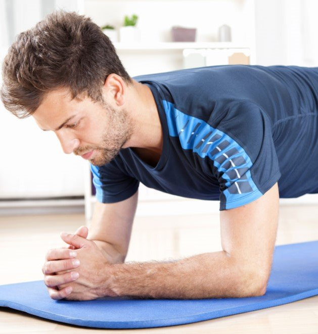 What It Really Means When You Can't Hold Your Plank