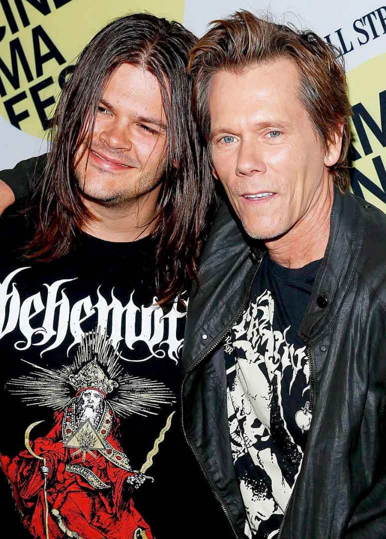 Who Are Kevin Bacon's Children, And What Do They Do? - cover