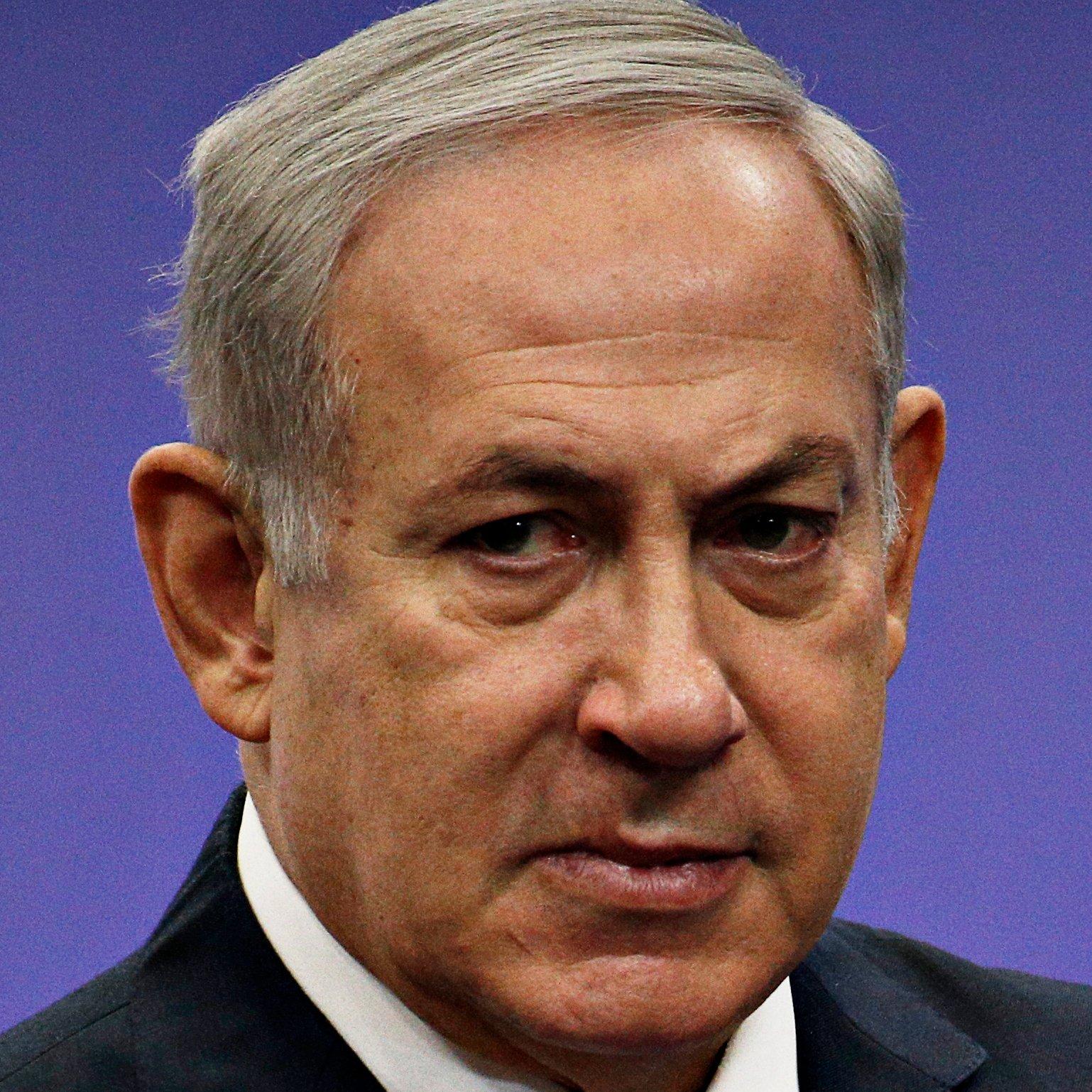 Listen: Netanyahu Faces Final Curtain - cover