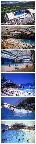 Japan's Seagaia Ocean Dome, the World's Largest Indoor Beach