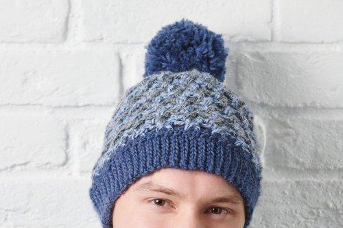 Free mens crochet hat pattern